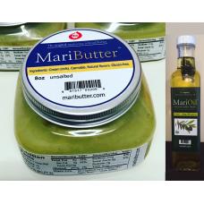 MariButter™ & MariOil™ Combo Pack