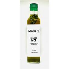 MariOil™ Organic MCT Coconut Oil 8.45oz