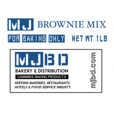 MJBD™ MJ Brownie Mix