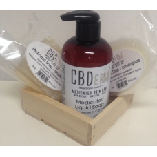 CBDerm™ Soap Combo Pack